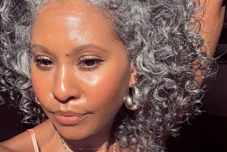 17 Women Who Prove It's Seriously Chic to Let Your Hair Go Grey Naturally