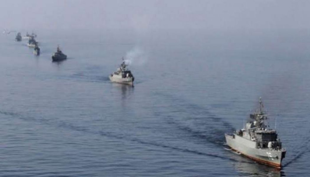 19 dead as Iran warship hit by 'friendly fire' in tense Gulf