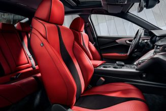 2021 Acura TLX Interior Review