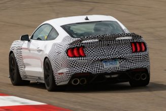2021 Ford Mustang Mach 1 Confirmed: Here Are the First Official Photos