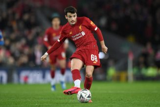 22-year-old Liverpool midfielder will join French side on a three-year deal: report