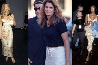 6 Epic Celebrity Throwback Outfits I'd Happily Wear Today