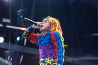All The Asshat Ish Tekashi 6ix9ine Did On Tuesday, Beefing With A Charity