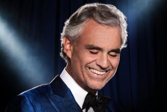 Andrea Bocelli Recovers from COVID-19