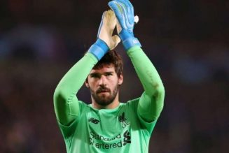 Arsenal's Bernd Leno names Alisson Becker as Premier League's best goalkeeper