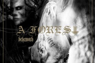 "Behemoth Add Brutality to The Cure's ""A Forest"" on Newly Announced EP: Stream"