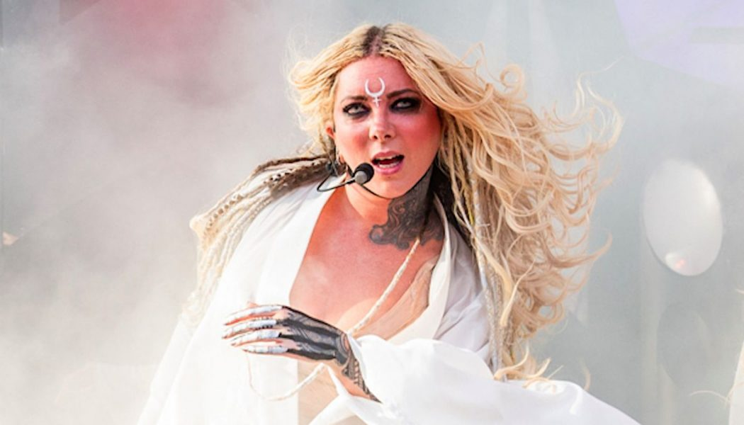 Beyond the Boys' Club: Maria Brink of In This Moment
