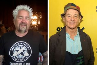 Bill Murray, Guy Fieri, and Their Sons to Compete in Livestream Nacho-Making Contest