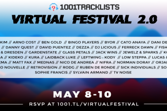 Bingo Players, Laidback Luke, Sophie Francis, and More to Perform at 1001Tracklists Virtual Festival