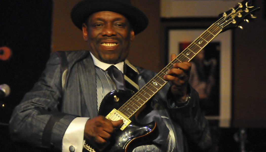Bluesman Lucky Peterson Dies at 55
