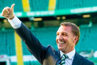 Brendan Rodgers claims player wanted to leave Celtic… and he changed his mind
