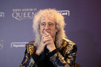 Brian May Opens Up About How Nerve Pain 'Paralysed My Brain'