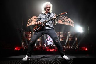 Brian May 'Overwhelmed' by Love and Support From Fans After Heart Attack Scare