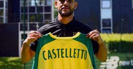 Cameroon's Jean-Charles Castelletto joins Nantes as free agent