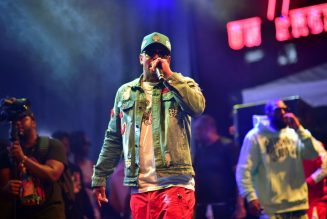 """Cam'ron Kicks It With Pablo Escobar's Family In Visuals To """"Medellin"""""""