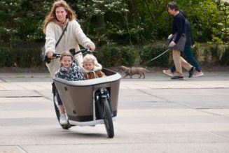 Carqon electric cargo bike review: urban transport, solved