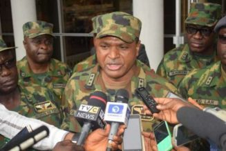 CAS: 'Operation Harbin Daji' will flush out bandits in Katsina