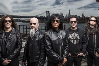 "Charlie Benante on New Anthrax Album: ""The First Thing I Wanna See Come Out Is a Vaccine"""