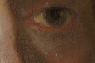 Check out this extremely detailed image of Rembrandt's Night Watch painting