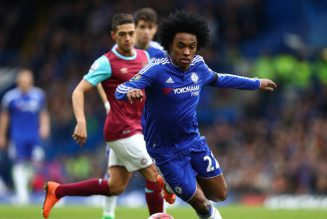 Chelsea star 'can't close doors to other sides', but dismisses Tottenham links