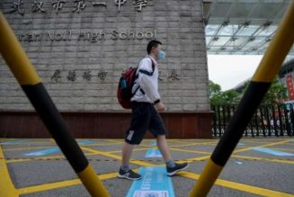 China's Wuhan reports first coronavirus infection in over a month