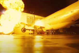 Christopher Nolan Bought a Real 747 for Tenet Just to Crash It