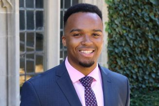 Clap For Him: It Only Took 274 Years, But Princeton Finally Has Its First Black Valedictorian