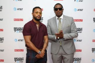 Clip Leaks Of Master P, Romeo Beefing With 'Growing Up Hip Hop' Producers