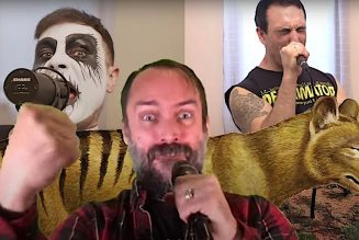 """Clutch's Neil Fallon Crushes AC/DC's """"Riff Raff"""" with Members of Cave In, Converge, and more: Watch"""