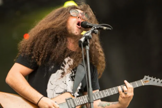 Coheed and Cambria's Claudio Sanchez Releases Two New Solo Songs As The Prize Fighter Inferno: Stream