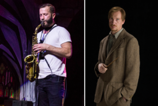 "Colin Stetson Releases ""Awake You Sleepy Hearts"" Featuring Actor David ""Professor Lupin"" Thewlis: Stream"