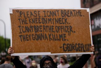 Crowds Gather In Minneapolis To Protest Murder Of George Floyd, Tear Gas Deployed By Cops