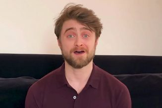 Daniel Radcliffe Reads Harry Potter and the Sorcerer's Stone For Fans At Home