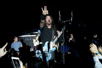 Dave Grohl Compares Next Foo Fighters LP to David Bowie's Let's Dance