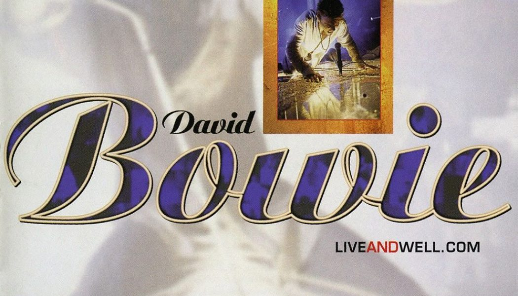 David Bowie's Earthling-Era Live Album Receives First Public Release