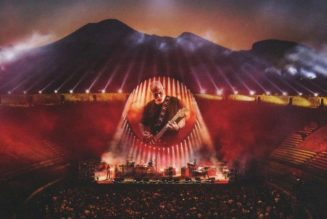 David Gilmour Streaming Live At Pompeii Concert Film on YouTube: Watch