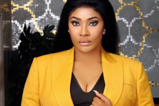 Disturbing Photos Of Actress Angela Okorie As She Narrowly Escapes Death After Armed Robbery Attempt In Lagos