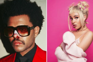 """Doja Cat Pounces on Remix of The Weeknd's """"In Your Eyes"""": Stream"""