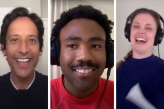 Donald Glover and Community Cast Reunite for Virtual Table Read: Watch