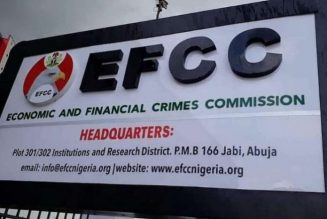 EFCC: Lockdown won't abort cases against ex-first lady, former governors, others