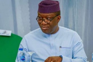 Ekiti governor considers establishment of coronavirus test laboratory