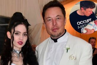 Elon Musk and Grimes Change Baby's Name to Comply with California Law