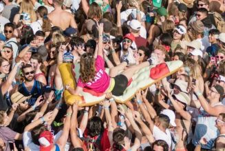 Experts Recommend No Moshing or Crowdsurfing Once Concerts Return