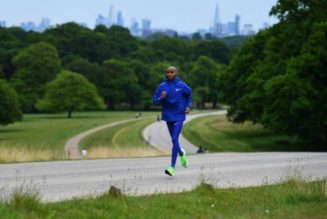 Farah feels Tokyo delay could help 10,000m title defence
