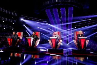 Five Finalists Revealed In Unprecedented Elimination Night on NBC's 'The Voice'