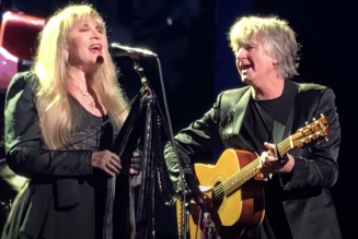 "Fleetwood Mac's Neil Finn, Stevie Nicks, and Christine McVie Team Up on New Single ""Find Your Way Back Home"": Stream"