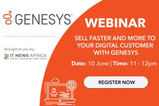 Free Webinar: How to Sell Faster and More To Your Digital Customer