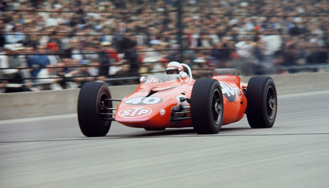 From Roadsters to Rocketships at the Indy 500