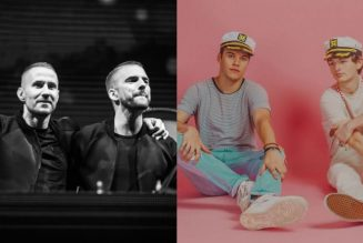 "Galantis and Ship Wrek Tap Pink Sweat$ for Bubbly House Jam ""Only a Fool"""