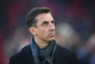 Gary Neville makes bold claim about Manchester United challenging Liverpool for the PL title